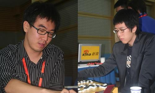 智运会围棋个人赛中国两将落败韩国包揽金银(谱)
