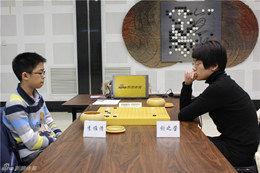 新人王赛於之莹连胜4位男棋手创纪录杀入决赛(谱)