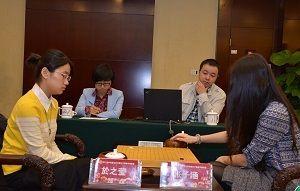 女子围甲第12轮江苏上海均胜冠军悬念留至下一轮