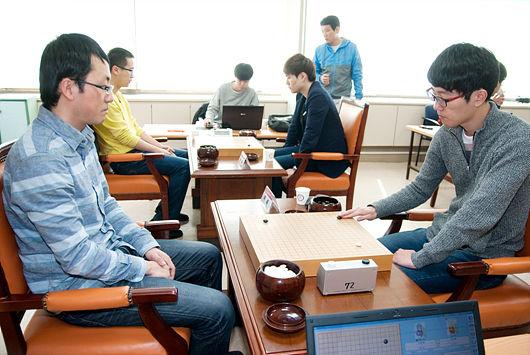 LG杯预选决赛时越擒安国铉中韩出线人数7比5