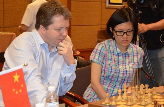 女棋手抗压能力不如男性? 国际象棋界再起争议