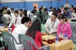 图文-亚洲杯围棋锦标赛落幕混双赛现场十分热闹