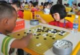 幼儿组小选手比赛