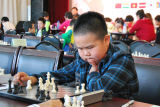 小棋手遇到麻烦