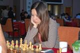 美女棋手谷笑冰