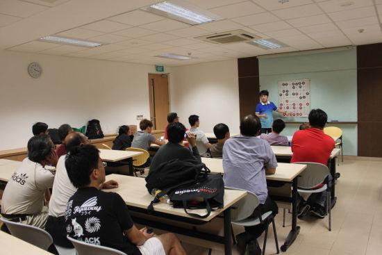 新加坡传播象棋文化