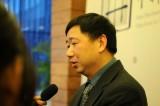 俞斌接受采访