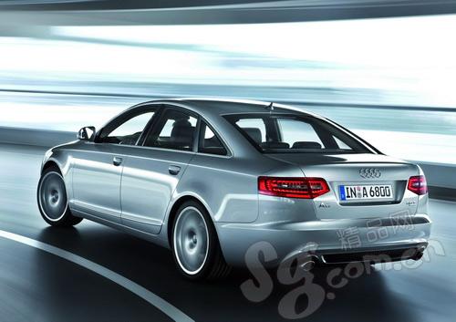 Audi计划-心跳进行曲新款奥迪A6L的点睛之笔