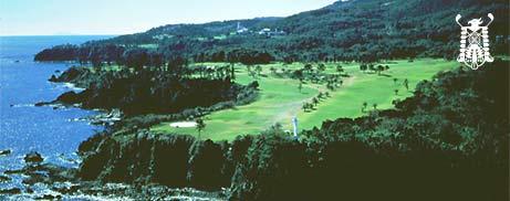 世界排名第77位高尔夫球场-日本卡瓦那富士山球场