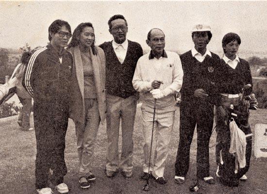 中山温泉传奇纪念中山温泉高尔夫球会开业25周年(2)