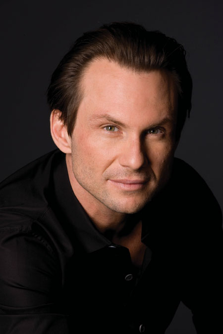 Christian Slater - Wallpaper