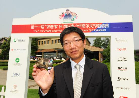 中信银行总行信用卡中心副总裁王宁桥