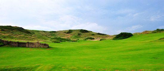 博鳌山钦湾高尔夫球场