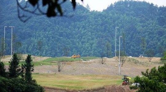 梵净山球场是山地球场