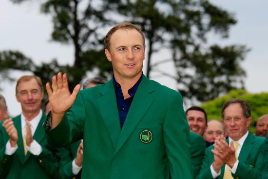 斯皮思首穿绿夹克