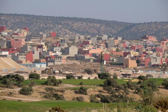 风情万种摩洛哥