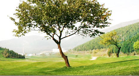 北京渔阳国际高尔夫俱乐部