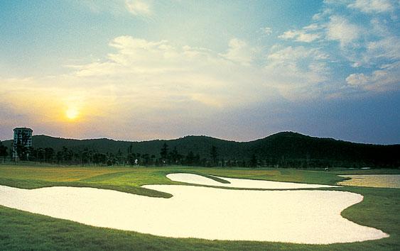 江苏无锡太湖国际高尔夫俱乐部介绍