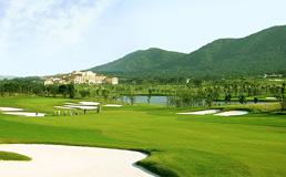 江苏南京钟山国际高尔夫俱乐部