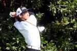 图文-中国业余公开赛次轮战况国家队选手叶剑峰