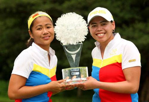 图文-女子世界杯决赛轮菲律宾队夺冠