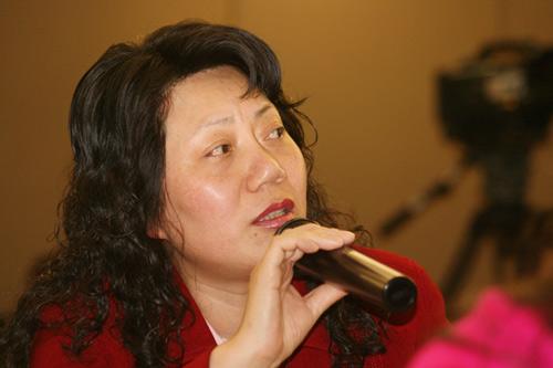 图文-别克俱乐部联赛工作会议重庆高协代表发言