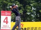 图文-上海锦标赛决赛轮许孟男力争好名次