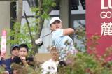 图文-中巡赛麓山锦标赛第一轮杨涛丽10号洞开球