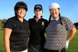 图文-普雷塞尔慈善邀请赛LPGA巡回赛三位名将