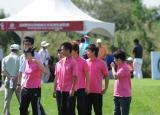 学生观战团