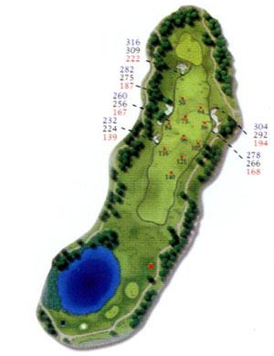 广西桂林乐满地高尔夫俱乐部