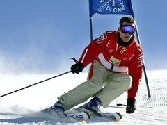 视频-舒马赫滑雪事故重伤脑出血