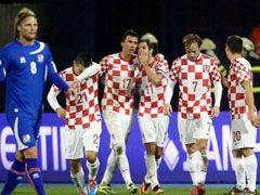 视频集锦-曼朱基齐进球&染红 克罗地亚2-0晋级