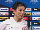 视频-孙继海:收获经验 或许是亚冠最后一进球
