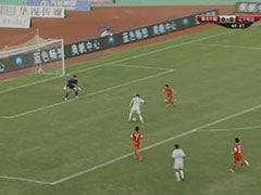 进球视频-詹姆斯1v2献妙传 埃杜轻巧推射入死角