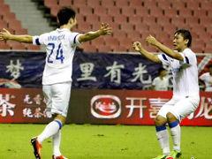 视频录播-中超第25轮:上海申花VS江苏舜天上半场