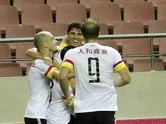 视频录播-中超第27轮:上海申花VS贵州人和上半场