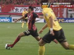 进球视频-首尔反击恒大肋部真空 德扬低射扳平