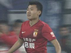 进球视频-张琳�M边路制导 董学升无人防头槌穿小门