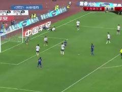 进球视频-晋鹏翔手球送点 王�S冷静主罚破门