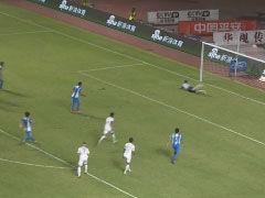 进球视频-李玮峰放铲送点 哈默德主罚扳回一球