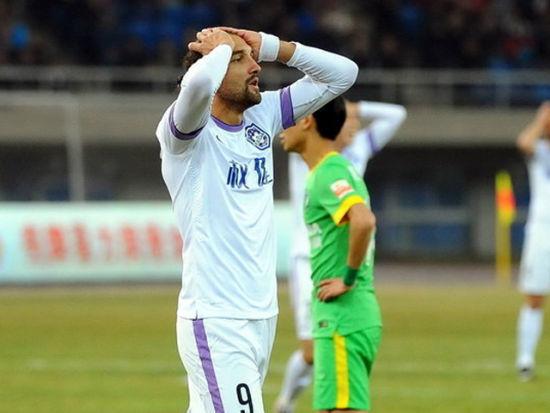 视频集锦-铁卫吃红阿甘失绝杀点球 天津0-0杭州