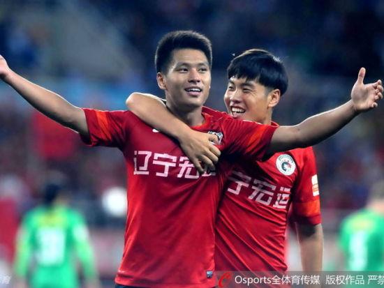 视频集锦-杨超声铲射制胜球 辽足1-0力克国安