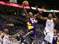 5月17日 NBA季后赛 湖人vs雷霆 全场录像回放