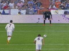 进球视频-C罗任意球造点 亲自主罚命中反超比分