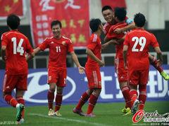 国青1-0马来西亚
