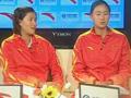 视频-张希薛晨做客冠军面对面 趣侃沙排那些事