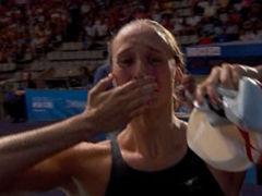 丹麦猛女破纪录飙泪