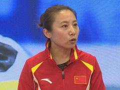 视频-李琰:500米夺冠是恩典 一度心凉队员努力