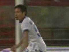 进球视频-帕拉西奥精准传中 长野佑都头槌破门
